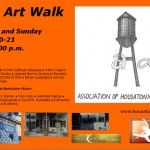 aHa! Art Walk 2011